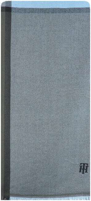 Blaue TOMMY HILFIGER Schal TH BLANKET  - large