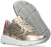 Goldfarbene HIP Sneaker low H1797  - small