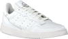 Weiße ADIDAS Sneaker low SUPERCOURT J  - small