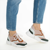 Lilane DEABUSED Sneaker 7530  - small