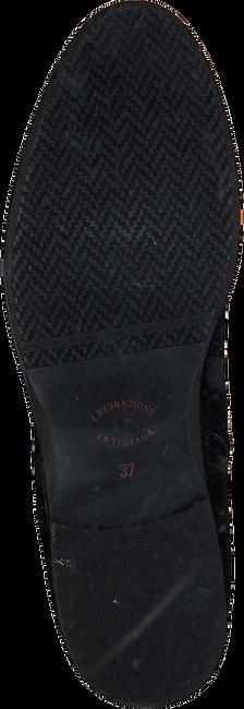 Schwarze MARIPE Schnürboots 27672  - large
