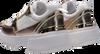 Goldfarbene MICHAEL KORS Sneaker low COSMO SPORT  - small