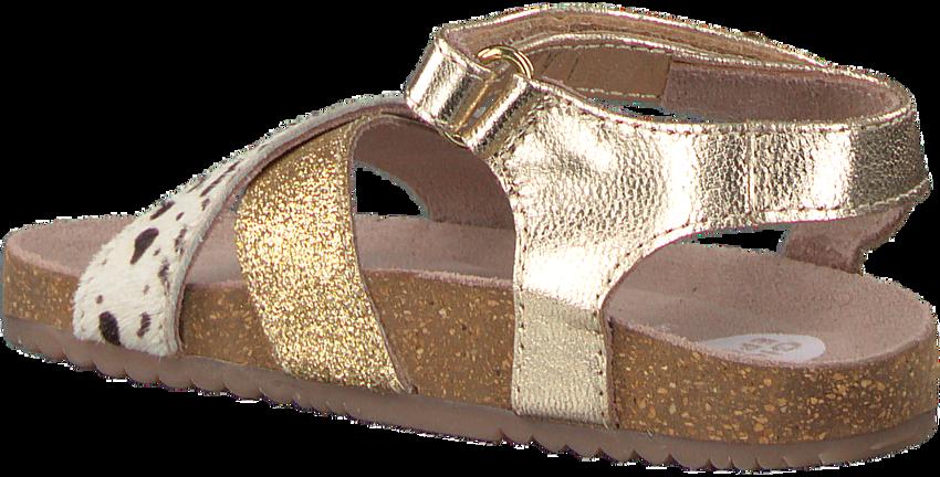 Goldfarbene GIOSEPPO Sandalen H48889  - larger