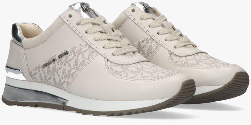 Weiße MICHAEL KORS Sneaker ALLIE WRAP TRAINER - larger