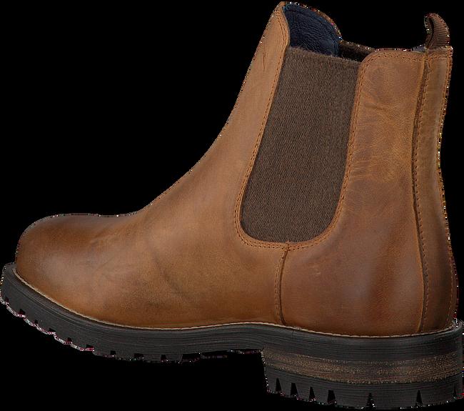 Braune OMODA Chelsea Boots 80076 - large