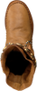 Cognacfarbene KARMA OF CHARME Stiefeletten STRA 2 COSMO - small