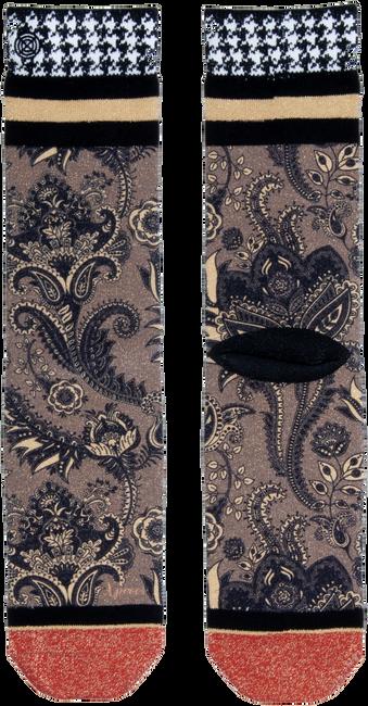 Mehrfarbige/Bunte XPOOOS Socken PAISLEY  - large