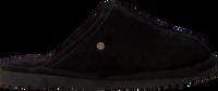 Schwarze WARMBAT Hausschuhe BARRON  - medium