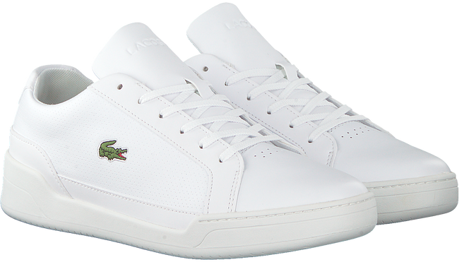 Weiße LACOSTE Sneaker CHALLENGE  - large