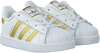 Weiße ADIDAS Sneaker SUPERSTAR KIDS 1 - small