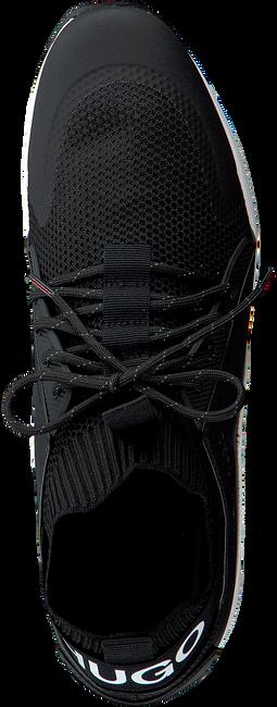 Schwarze HUGO Sneaker HYBRID RUNN KNMX  - large
