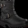 Schwarze PANAMA JACK Biker Boots FELINA B9 - small