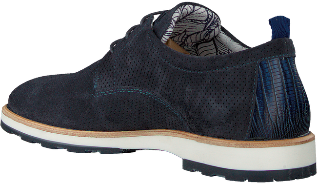 Blaue REHAB Sneaker low POZATO  - large