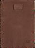 Braune GARZINI Portemonnaie CAVARE - small