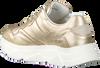 Goldfarbene OMODA Sneaker low KADY FAT 10-I  - small