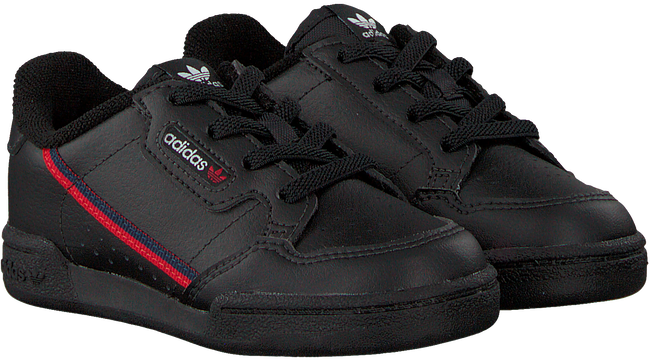 Schwarze ADIDAS Sneaker CONTINENTAL 80 I  - large