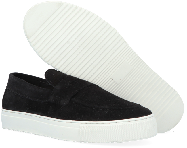 Schwarze GOOSECRAFT Slip-on Sneaker CHRISTIAN CUPSOLE  - large