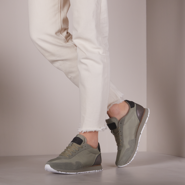Grüne WODEN Sneaker low NORA III  - large