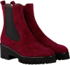 Rote MARIPE Chelsea Boots 27262 - small