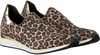 Beige NOTRE-V Sneaker HIUMA  - small