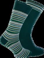 Grüne MARCMARCS Socken DION COTTON 2-PACK  - medium