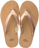 gold UGG shoe TAWNEY METALLIC  - small