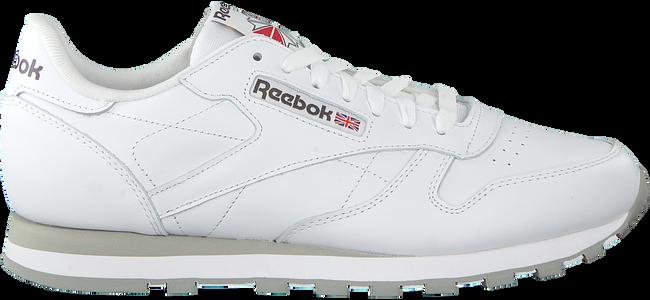 Weiße REEBOK Sneaker CL LTHR MEN  - large