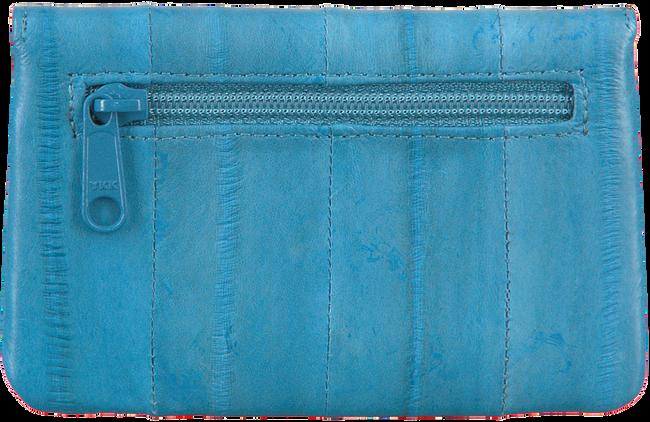 Blaue BECKSONDERGAARD Portemonnaie HANDY RAINBOW AW19  - large