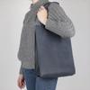 Blaue MYOMY Handtasche LONG HANDLE ZIPPER - small