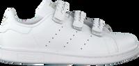 Weiße ADIDAS Sneaker low STAN SMITH CF J  - medium