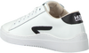 Weiße HUB Sneaker low HOOK-Z LW  - small