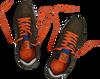Grüne SUN68 Sneaker low TOM SOLID NYLON MEN  - small