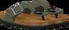 Grüne OMODA Pantolette 0027  - small