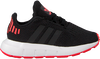 Schwarze ADIDAS Sneaker SWIFT RUN I - small