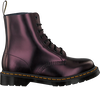 Rote DR MARTENS Schnürboots 1460 PASCAL  - small