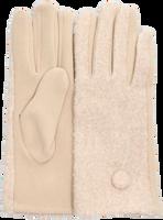 Beige Yehwang Handschuhe THE DOT  - medium