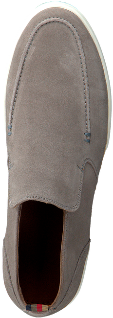Taupe MAZZELTOV Slipper 51126  - large