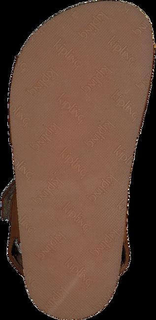 Cognacfarbene KIPLING Sandalen FABIO - large