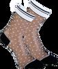 Weiße MARCMARCS Socken FENNA  - small