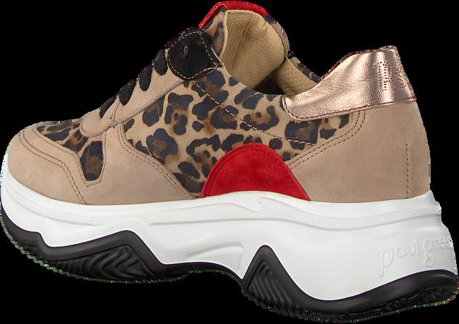 Beige PAUL GREEN Sneaker 4764  - large