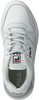 Weiße FILA Sneaker ORBIT CMR JOGGER LOW KIDS  - small