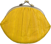 Gelbe BECKSONDERGAARD Portemonnaie GRANNY RAINBOW AW19  - small