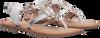 Weiße GIOSEPPO Sandalen FERN  - small