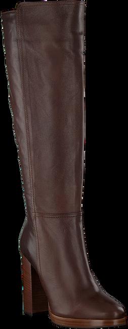 Cognacfarbene NOTRE-V Hohe Stiefel ELISA2  - large