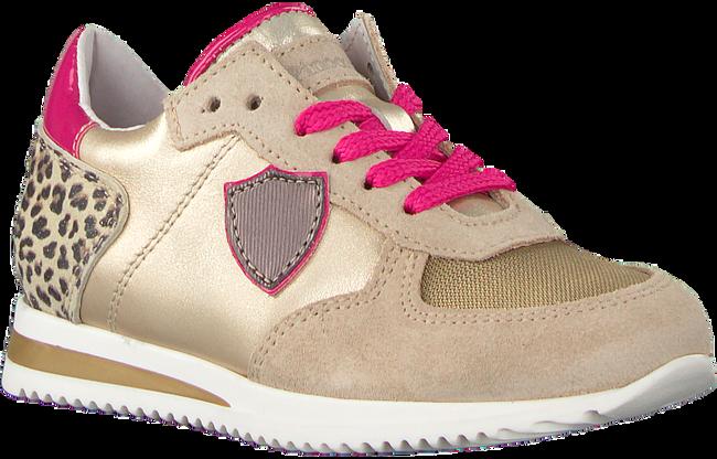 Goldfarbene PINOCCHIO Sneaker P1878 - large