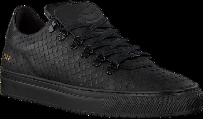 Schwarze NUBIKK Sneaker JHAY PYTHON II - large
