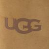 Camelfarbene UGG Handschuhe SHEEPSKIN LOGO MITTEN  - small