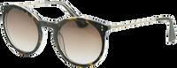 Braune IKKI Sonnenbrille LUNA  - medium