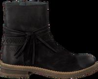 Schwarze GIGA Langschaftstiefel 8694 - medium