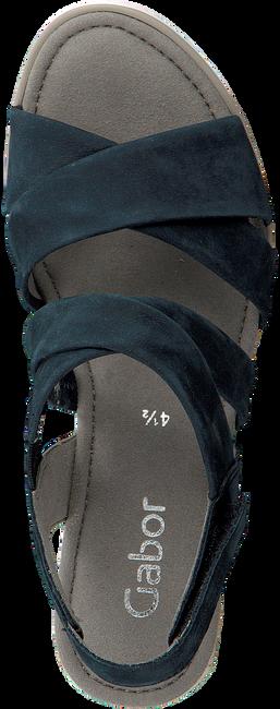 Blaue GABOR Espadrilles 759.1 - large